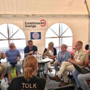 Panelsamtal i Almedalen 2018
